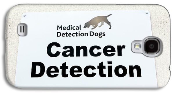 Medical Detection Dogs Sign Galaxy S4 Case