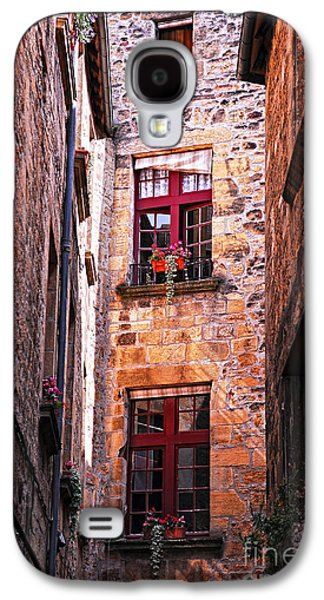 Medieval Architecture Galaxy S4 Case