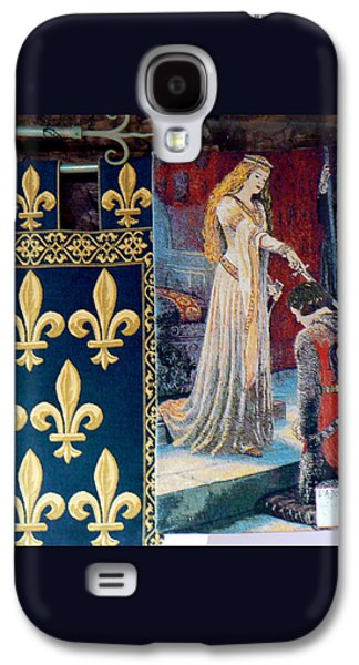 Medieval Tapestry Galaxy S4 Case