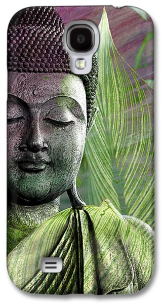 Meditation Vegetation Galaxy S4 Case