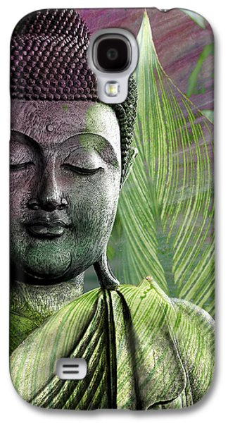 Meditation Vegetation Galaxy S4 Case by Christopher Beikmann
