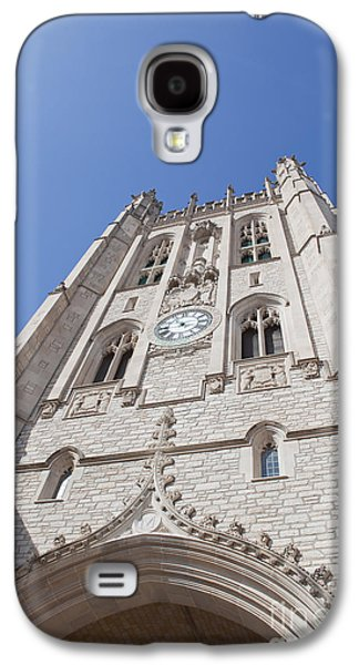 Memorial Union Clock Tower Galaxy S4 Case by Kay Pickens