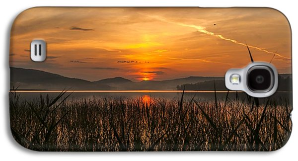 Memories Of A Sunset Galaxy S4 Case