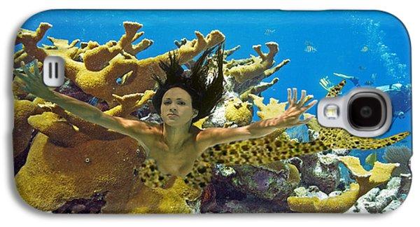 Mermaid Camoflauge Galaxy S4 Case