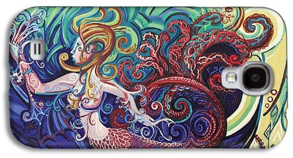 Mermaid Gargoyle Galaxy S4 Case