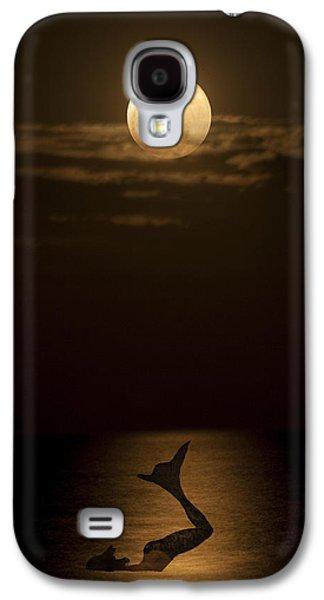 Mermaid's Moonsong Galaxy S4 Case