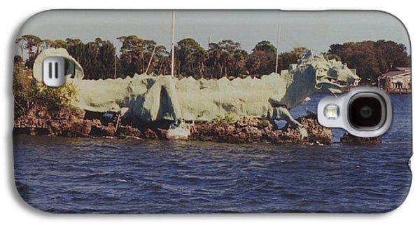 Merritt Island River Dragon Galaxy S4 Case