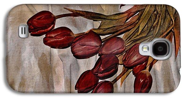 Mes Tulipes Galaxy S4 Case
