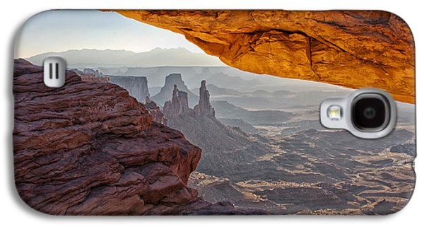 Mesa Arch Galaxy S4 Case by Mark Kiver