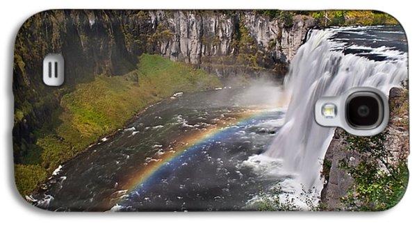 Mesa Falls Galaxy S4 Case by Robert Bales