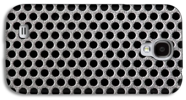 Metal Grill Dot Pattern Galaxy S4 Case
