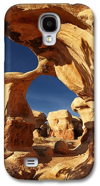 Metate Arch Galaxy S4 Case by Leland D Howard