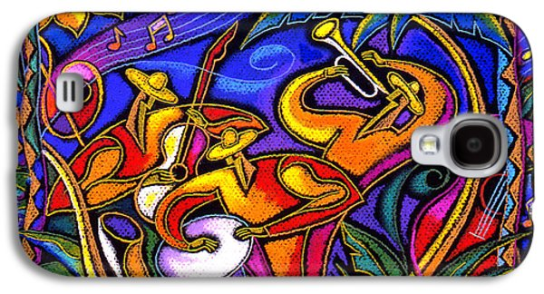 Latin Music Galaxy S4 Case by Leon Zernitsky