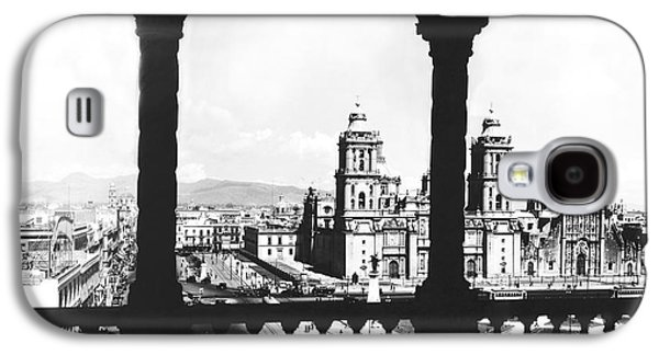 Mexico City Plaza Galaxy S4 Case