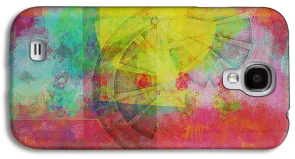 Mgl - Abstract Soft Smooth 01 Galaxy S4 Case