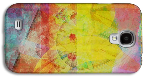 Mgl - Abstract Soft Smooth 02 Galaxy S4 Case
