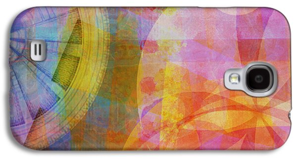 Mgl - Abstract Soft Smooth 04 Galaxy S4 Case