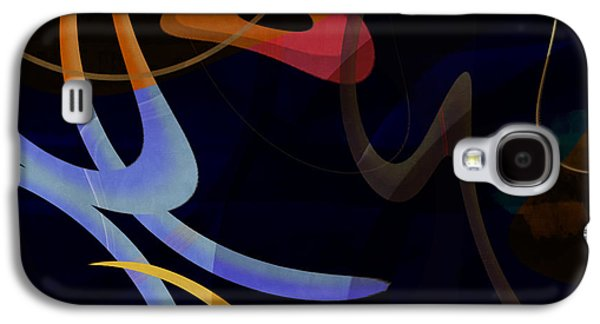 Mgl - Abstract Twirl 03 Galaxy S4 Case