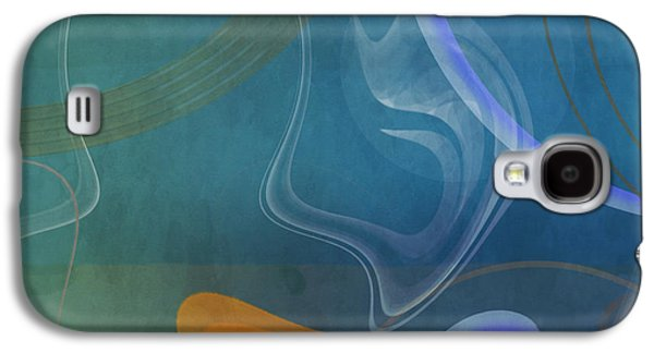 Mgl - Abstract Twirl 04 Galaxy S4 Case