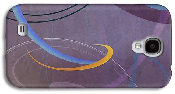 Mgl - Abstract Twirl 07 II Galaxy S4 Case
