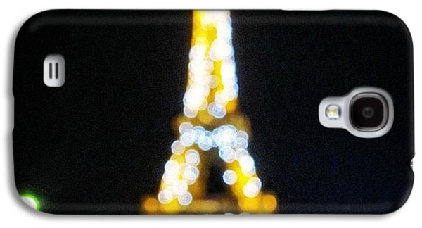 Light Galaxy S4 Case - #mgmarts #paris #france #europe #eiffel by Marianna Mills