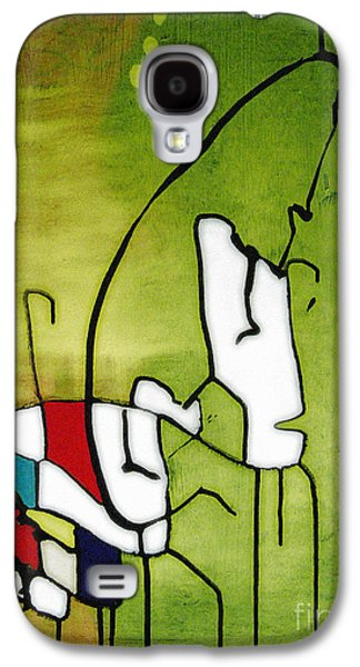 Mi Caballo 2 Galaxy S4 Case by Jeff Barrett
