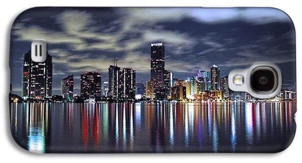 Miami Skyline Galaxy S4 Case