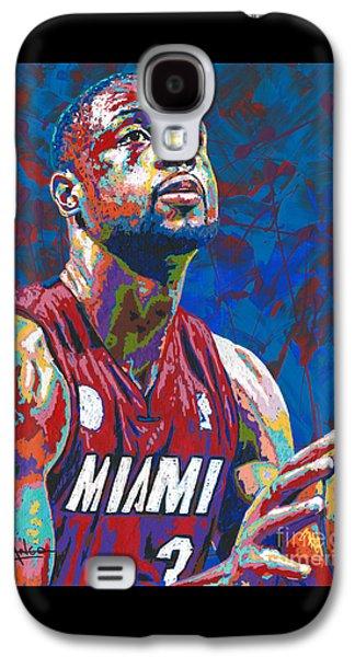 Miami Wade Galaxy S4 Case