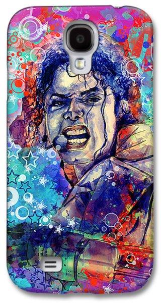 Michael Jackson 11 Galaxy S4 Case