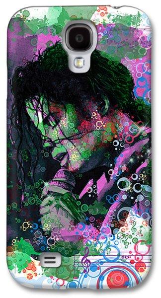Michael Jackson 16 Galaxy S4 Case