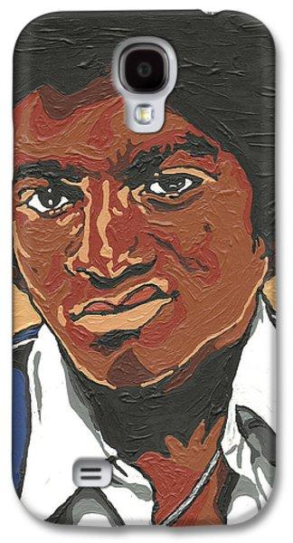 Michael Jackson Galaxy S4 Case by Rachel Natalie Rawlins