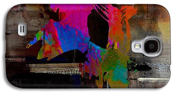 Michael Jackson Resurrected Galaxy S4 Case by Marvin Blaine