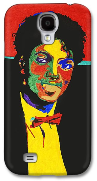 Michael Jackson Galaxy S4 Case by Stormm Bradshaw