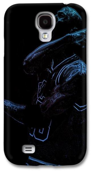 Michael Jordan Victory Galaxy S4 Case by Brian Reaves