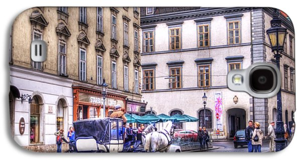 Michaelerplatz. Vienna Galaxy S4 Case