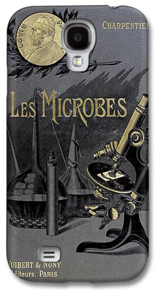 Microbes Galaxy S4 Case by Cci Archives