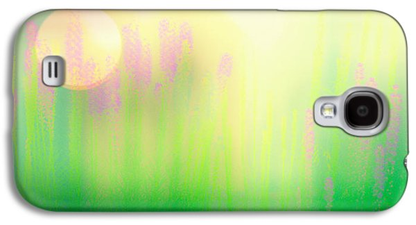 Mid Summer Morning Galaxy S4 Case by Bob Orsillo