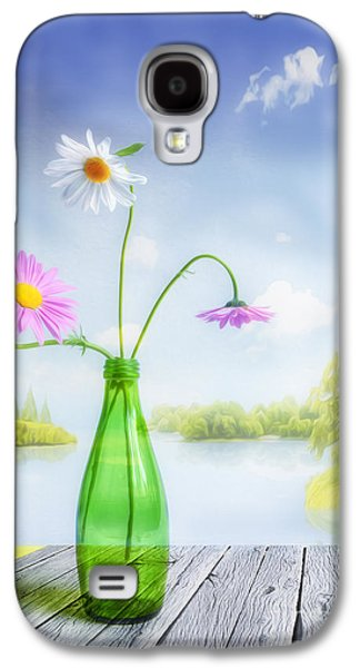 Mid Summer Galaxy S4 Case by Veikko Suikkanen