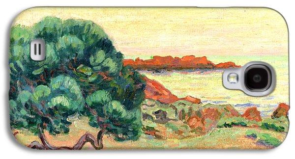 Midi Landscape Galaxy S4 Case by Jean Baptiste Armand Guillaumin