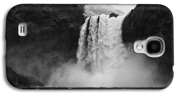 Mighty Snoqualmie Galaxy S4 Case by Mark Kiver