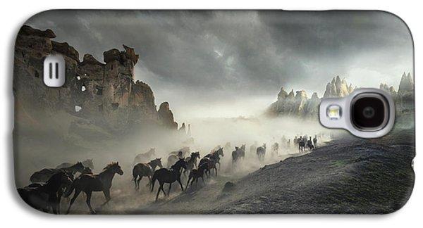 Migration Galaxy S4 Case