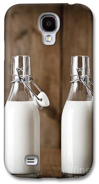 Milk Galaxy S4 Case by Amanda Elwell