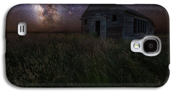 Milky Way And Decay Galaxy S4 Case