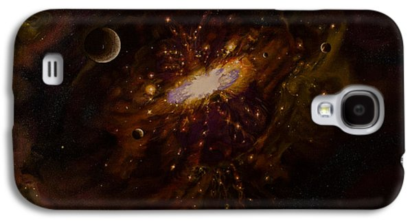 Milky Way Galaxy S4 Case