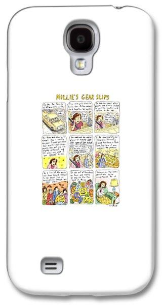 Millie's Gear Slips Galaxy S4 Case