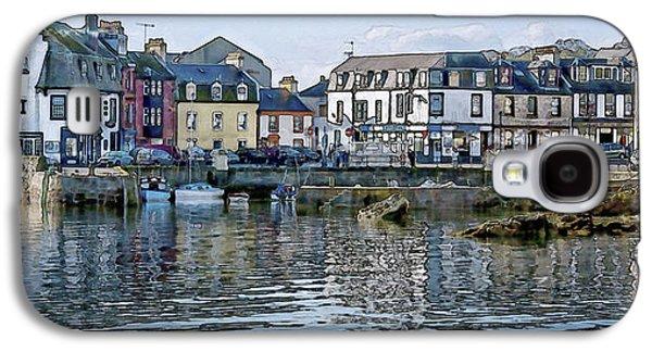 Millport Harbour Galaxy S4 Case