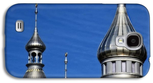 Minarets Of Tampa - Photography By Sharon Cummings Galaxy S4 Case by Sharon Cummings