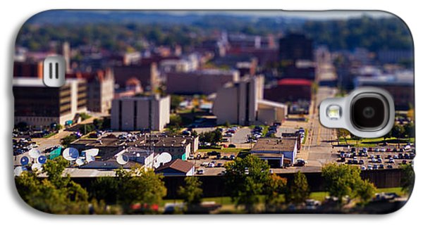 Mini Downtown Parkersburg Galaxy S4 Case