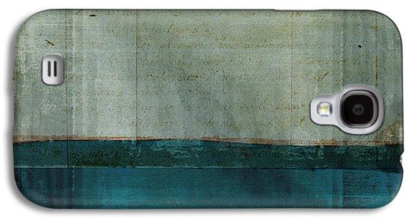 Minima - S02b Turquoise Galaxy S4 Case