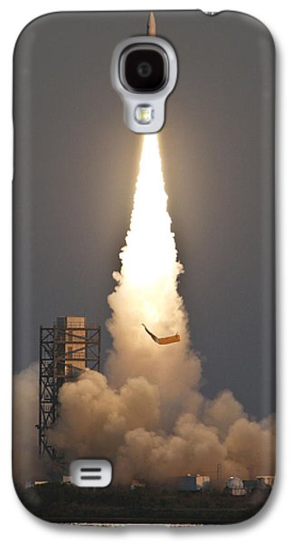 Minotaur I Launch Galaxy S4 Case by Science Source